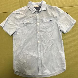 エイチアンドエム(H&M)のH&M  ボーイズ半袖シャツ(ブラウス)