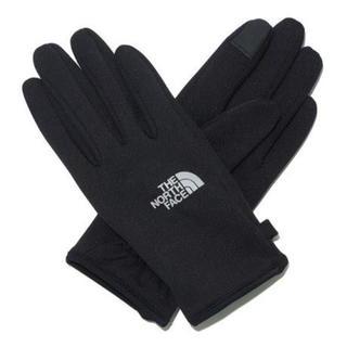 ザノースフェイス(THE NORTH FACE)のイーチップ対応 ノースフェイス グローブ 手袋(手袋)