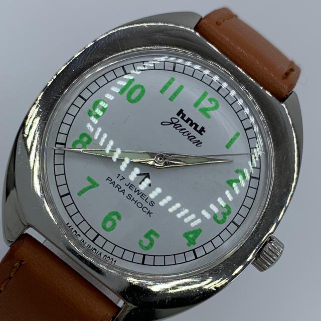 ロレックス 時計 コピー 評判 、 ORIS - 激レア美品◆HMT jawan /70's/ヴィンテージ時計/手巻きウォッチの通販