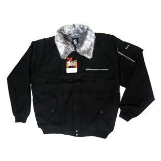 アラスカングース(ALASKAN GOOSE)の関東鳶 防寒パイロットG ⑬黒 M・L・LL・3L・4L・ 5L 各1着(フライトジャケット)