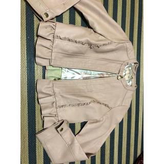 リズリサ(LIZ LISA)のLIZLISA レザージャケット ライダージャケット(ライダースジャケット)