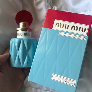 ミュウミュウ(miumiu)のMIUMIU オードパルファム 香水(香水(女性用))