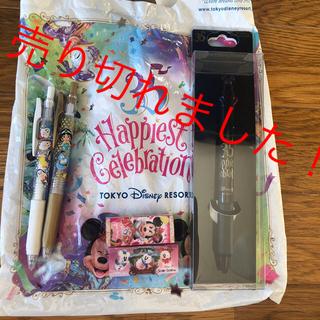 ディズニー(Disney)の東京ディズニーランド35周年文房具(キャラクターグッズ)