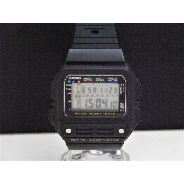 CASIO - CASIO BM-100WJ デジタル腕時計 計測 アウトドア ヴィンテージの通販
