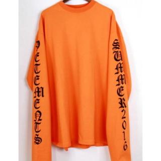 バレンシアガ(Balenciaga)のVETEMENTS ロングスリーブ tシャツ三代目臣くん着用 正規品(トレーナー/スウェット)