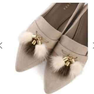 ランダ(RANDA)の[ランダ]2wayポインテッドトゥローファー(ローファー/革靴)
