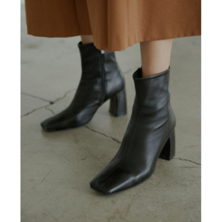アメリヴィンテージ(Ameri VINTAGE)のSQUARE HELPFUL BOOTS 19AW Ameri VINTAGE(ブーツ)