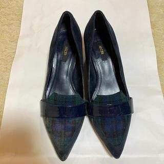 リゾイ(REZOY)のローヒールパンプス(ローファー/革靴)