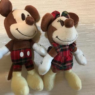 ディズニー(Disney)のミッキーとミニー(キャラクターグッズ)