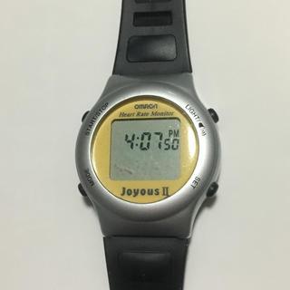 オムロン(OMRON)のオムロン OMRON 腕時計(腕時計(デジタル))