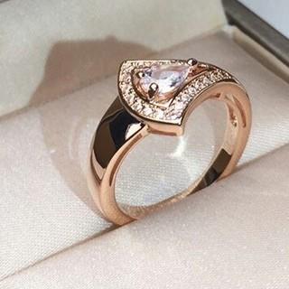 ブルガリ(BVLGARI)のお勧め!Bvlgariブルガリ リング 指輪 レディース 超美品 正規品(リング(指輪))