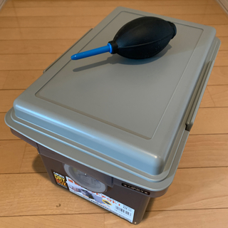 capaty DRYBOX 8L (キャパティードライボックス8L)(防湿庫)