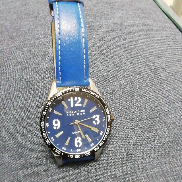 腕時計 メンズ ニコルクラブの通販