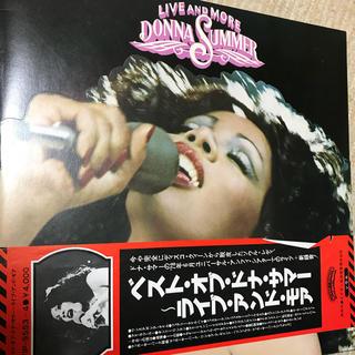 ドナサマー  レコード(ポップス/ロック(洋楽))