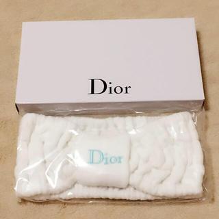 ディオール(Dior)のDior ヘアバンド(ヘアバンド)