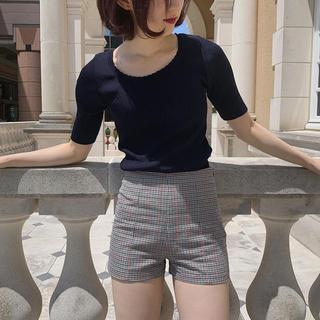ロキエ(Lochie)のpapermoon frill neck tops(Tシャツ(半袖/袖なし))