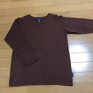 カンゴール(KANGOL)の美品●kangolコットン Tシャツ(Tシャツ(長袖/七分))