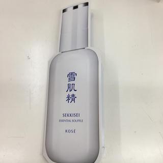 セッキセイ(雪肌精)の雪肌精エッセンススフレ(乳液/ミルク)
