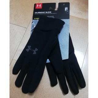 アンダーアーマー(UNDER ARMOUR)の新品! アンダーアーマー メンズ手袋 GLOVE サイズLG ( L )(手袋)