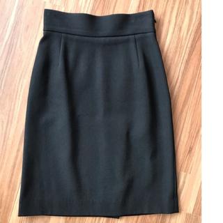 プラダ(PRADA)のプラダ ウール スカート(ひざ丈スカート)