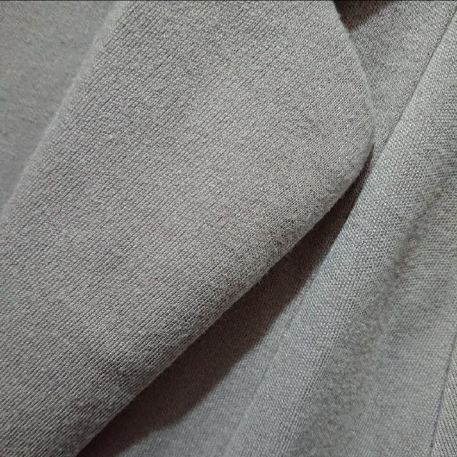 しまむら(シマムラ)のグレー テーラード ジャケット♥️M H&M レディースのジャケット/アウター(テーラードジャケット)の商品写真