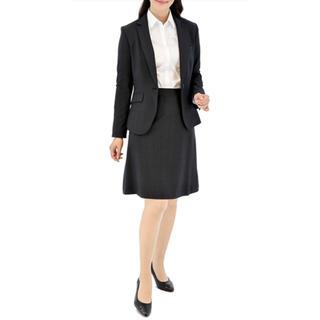 エムエフエディトリアル(m.f.editorial)の黒ブラック スーツ レディース(スーツ)