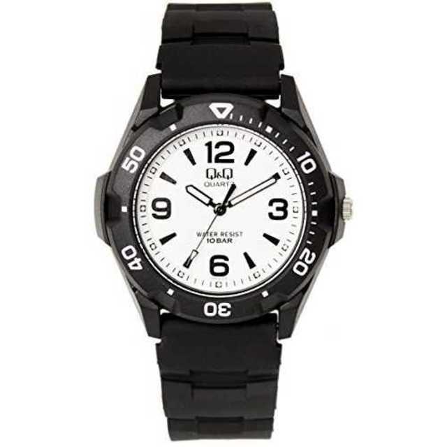 [キューアンドキュー]シチズン Q&Q 腕時計 ウレタンベルトウォッチ VR44の通販