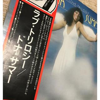 ドナサマー レコード ラブトリロジー(ポップス/ロック(洋楽))