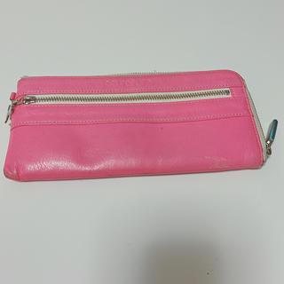 クレージュ(Courreges)の長財布(財布)