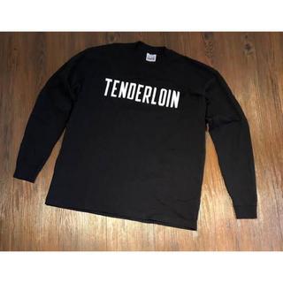 テンダーロイン(TENDERLOIN)のテンダーロイン 長袖 ロンT(Tシャツ/カットソー(七分/長袖))