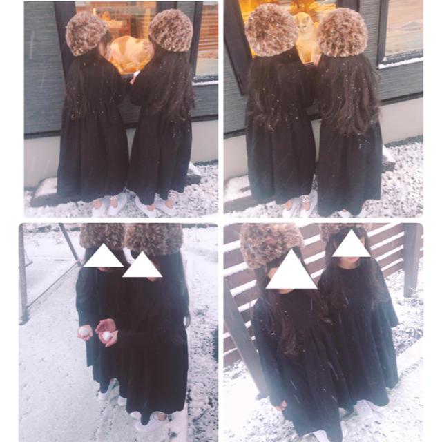 お取引き中⚠️ キッズ/ベビー/マタニティのキッズ服女の子用(90cm~)(ワンピース)の商品写真