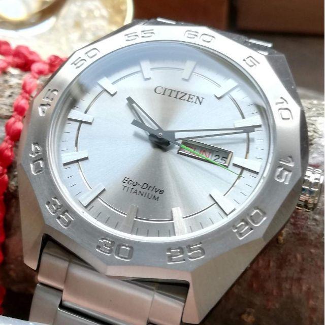 CITIZEN - 【新品未使用】シチズン CITIZENチタン腕時計Citizenの通販