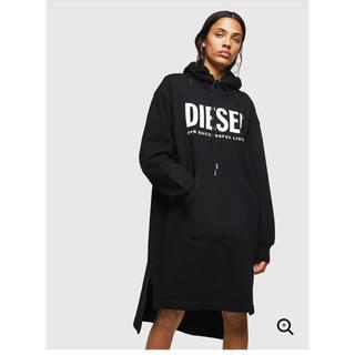 ディーゼル(DIESEL)のディーゼル D-ILSE-T(ひざ丈ワンピース)