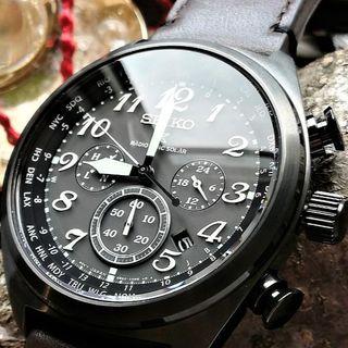 セイコー(SEIKO)の【新品!】SEIKO プロスペックスSSG015電波 ソーラー(腕時計(アナログ))