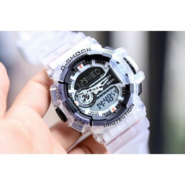 CASIO - 新品[カシオ]CASIO 腕時計 G-SHOCK GA-400 メンズの通販