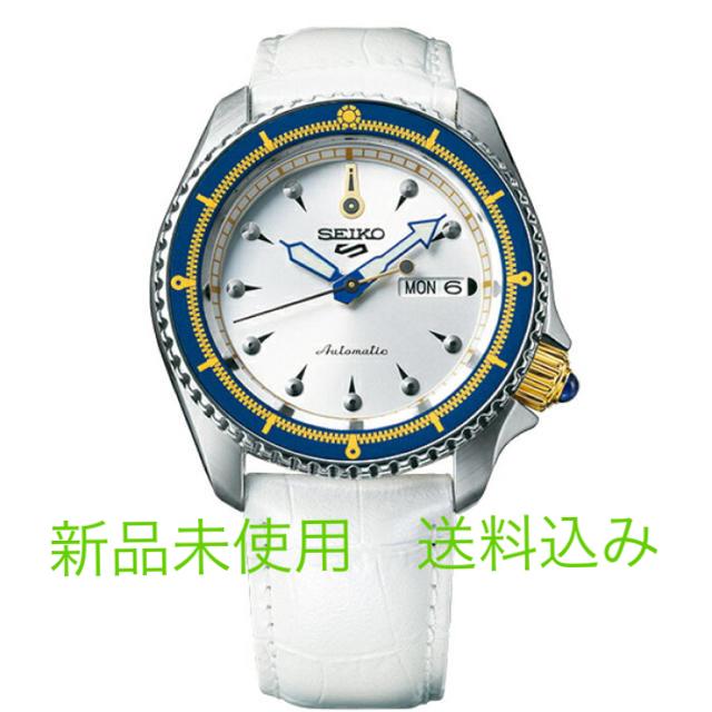 SEIKO - 【新品未使用 送料込み】セイコー5スポーツ JOJOコラボブローノ ブチャラティの通販