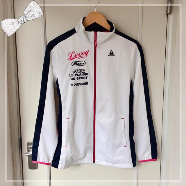 le coq sportif(ルコックスポルティフ)のルコック ❁ ジャージ 上着 スポーツ/アウトドアのランニング(ウェア)の商品写真