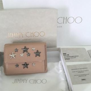 JIMMY CHOO - ◆新品◆JIMMY CHOO スタースタッズ ミニウォレット*