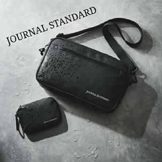ジャーナルスタンダード(JOURNAL STANDARD)のモノマックス ジャーナルスタンダード 水に強い!ショルダーバッグ&ケース(ショルダーバッグ)