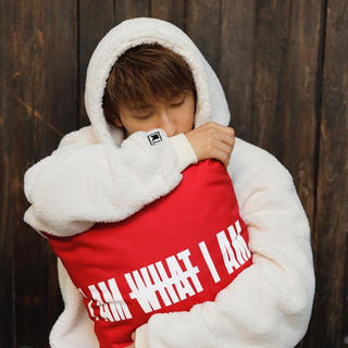 トリプルエー(AAA)のI AM WHAT AM  Fluffy Hoodie(パーカー)