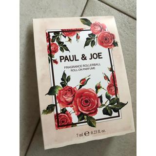 ポールアンドジョー(PAUL & JOE)のポール&ジョー フレグランス ロールオン 新品U(香水(女性用))