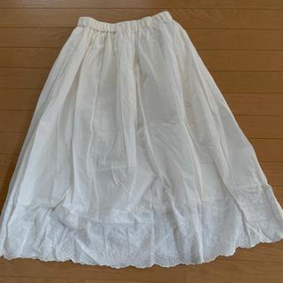 ハニーズ(HONEYS)のスカート Lサイズ Honeys ハニーズ 白 春夏物(その他)
