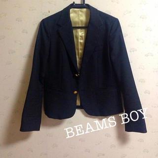ビームスボーイ(BEAMS BOY)の【BEAMS BOY】テーラードジャケット(テーラードジャケット)