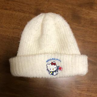 サンリオ - キティニット帽