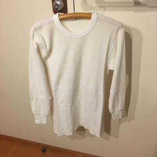 ヘインズ(Hanes)のHanes サーマルTシャツ(Tシャツ/カットソー(七分/長袖))