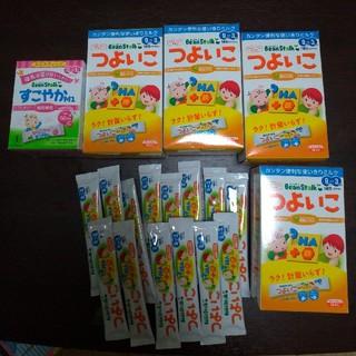 ユキジルシメグミルク(雪印メグミルク)の値下げ✳つよいこ✳スティック4箱+バラ14本+すこやかm1箱(乳液/ミルク)