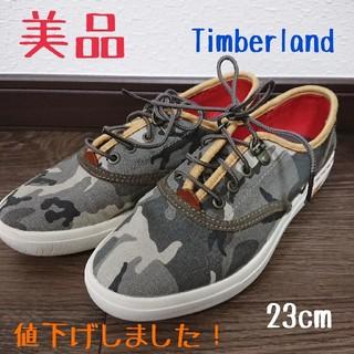 ティンバーランド(Timberland)の【値下げ】Timberland☆ティンバーランド☆レディース☆スニーカー23cm(スニーカー)