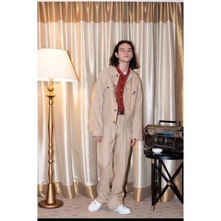 """サンシー(SUNSEA)のDAIRIKU  Regular"""" Polyester Jacket(ミリタリージャケット)"""