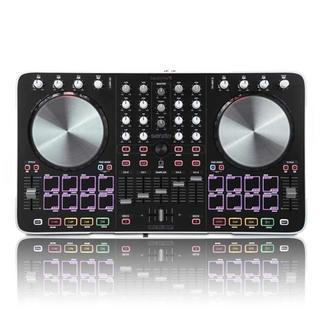 beatmix4 4デッキPCDJコントローラー(DJコントローラー)
