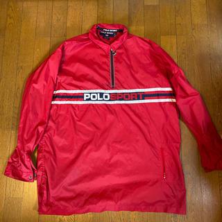 ポロラルフローレン(POLO RALPH LAUREN)のpolo sport アノラック ナイロンジャケット(ナイロンジャケット)